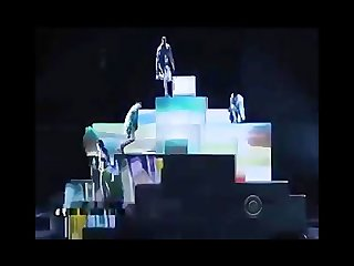 Chris brown s 2012 grammy performance
