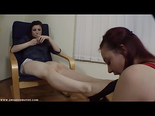 Slave lick flats dirty Sweatremover 1