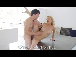 PUREMATURE Step Mom creamy creampie FUCK