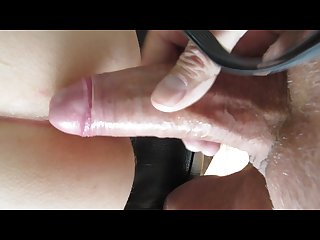 Young Escort gets bareback fucked and creampied by old daddy