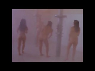 Women S shower rooms in mainstream movies the compil