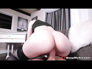 Disappointed stepsis fucks her brother to cheer her up