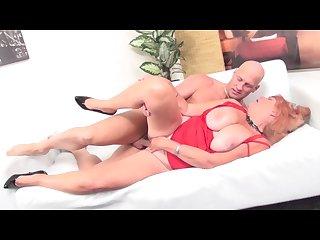 Mature busty milfs scene 3
