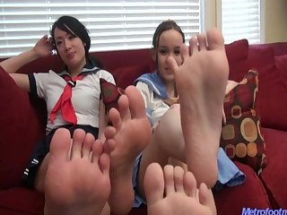 Double asian sole show