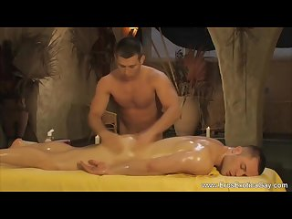 Anal massage feels perfect