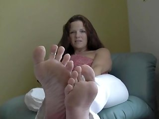 Prove 2 me your foot slave devotion