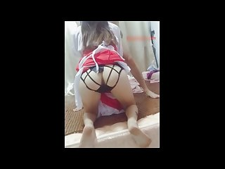 Hot Chinese lady seduces and gets a creampie