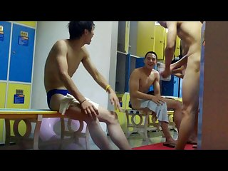 Spy cam Chinese boys