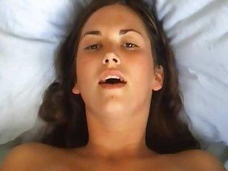 Sexy orgasm face
