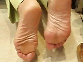My mom soles