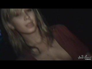Kasia phil flash night masturbation pee 2