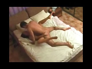 Hotel room fucking