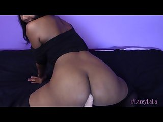 Bouncing ass butt job Joi