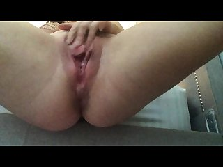 Squirting pussy on holiday