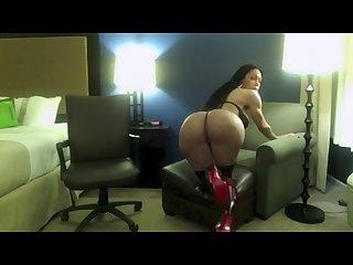 Pretty redbone ass