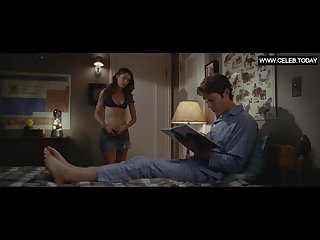 Amanda crew small boobs topless lingerie crazy kind of love 2013