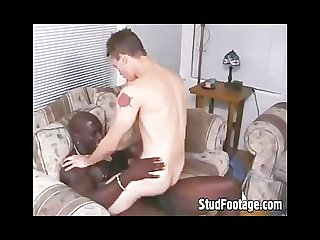 2 gay black thugs fuck white boy s ass
