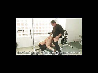 Tight personal trainer madison ivy s intense sex work out