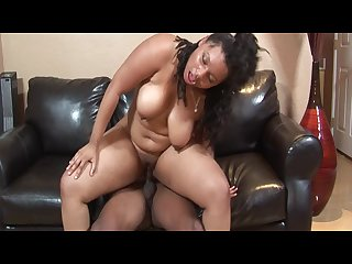 Bouncy black tits 11 scene 1