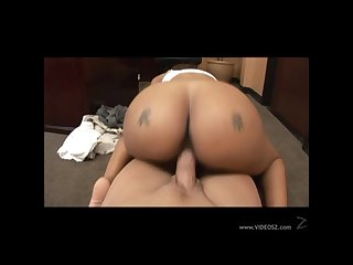 Bubble butt riding compilation vol3 black N bootyful