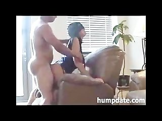 Big butt milf gets slammed doggystyle