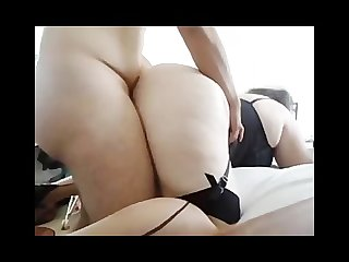 Bbw white girl likes big cock