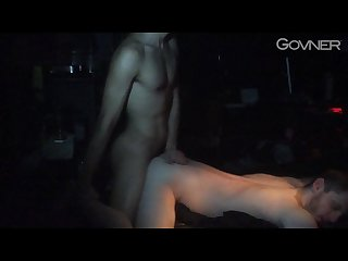 Boy fucks boy bareback