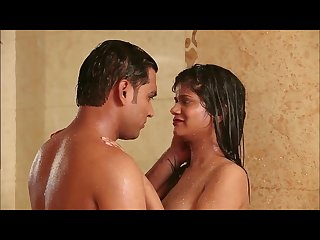 Hot Indische teen Sex paar in Dusche humorvoll Ende bollywood XXX urdu bangla