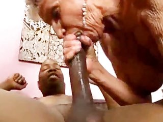 Hot grannies sucking dick compilation
