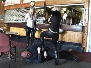 Sexy nasty leather girls 2