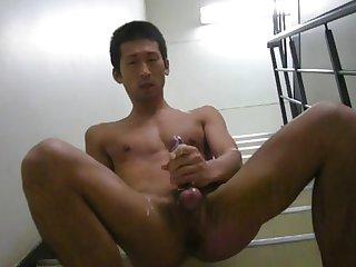 Japan boy ogc public Stairs