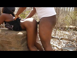 Exclusive j slayher vs trinity foxxx outdoor sex trailer scene