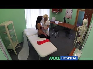 Fakehospital lucky patient receives sexual healing treatment