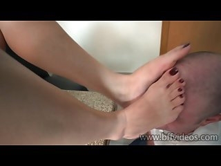 Ml brazil slave feet