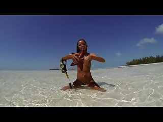 Katya clover cuba iguana island trip