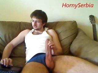 Parece nerd mas um macho safado que adora sexo