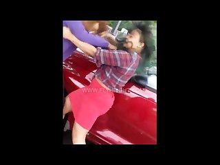 Ghetto atl pussy fight