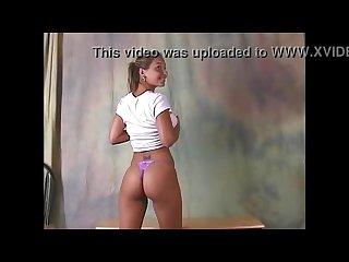 Christina model strip