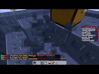 Minecraft skywarslets play episode 1