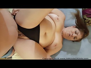 Anal bubble butt mature Mexican granny bbw