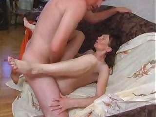 Teen son return home and fuck his step mother very hard