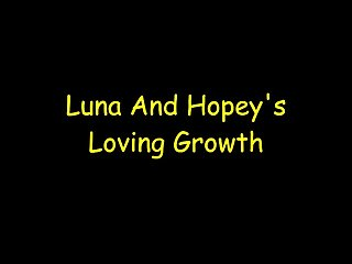 Luna and hopey S loving growth fmg lesbian sex audio