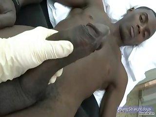 Beautiful black brazilian with big black cock