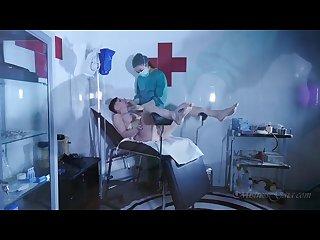 Lesbian Medical exam