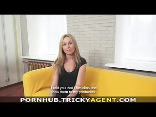 Tricky agent casting fuck of the year