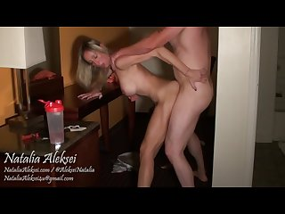 Cheating Whore Natalia Aleksei\'s Homeade Sex Tape from Secret Hotel Fuck