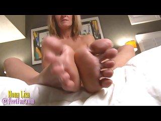 Mona lisa mature soles