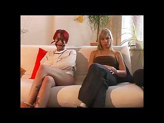Room mates straitjacket scene 1