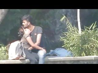Mumbai powai lake couple