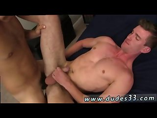 Boys summer camp shower video gay porn Sergio bangs him hard from behind,